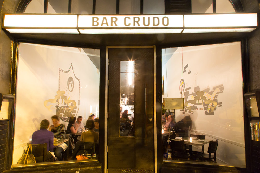 Bar Crudo (655 Divisadero St.)